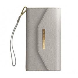 iDeal of Sweden Mayfair Clutch Wallet case iPhone 11 Pro grau