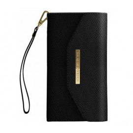 iDeal of Sweden Mayfair Clutch Wallet case iPhone 11 schwarz