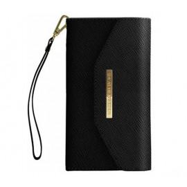 iDeal of Sweden Mayfair Clutch Wallet case iPhone 11 schwarz