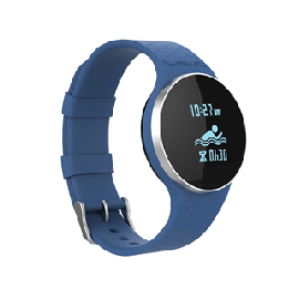 iHealth Wave Wireless Activity Tracker blau / schwarz