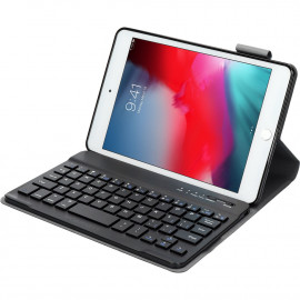 Mobiparts Bluetooth Keyboard Case Apple iPad Mini (2019) Schwarz