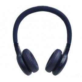 JBL Live 400BT On-Ear Bluetooth Kopfhörer blau
