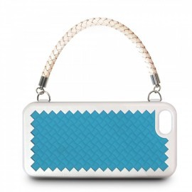 Joy Factory New York iPhone Handbag Case 5(S)/SE Turquoise