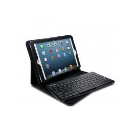Kensington Keyfolio Case mit abnehmbarer Bluetooth Tastatur QWERTZ Pro 2 iPad Mini 2/3 schwarz