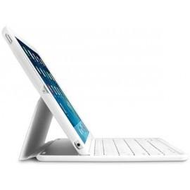 Kensington KeyFolio Tastaturhardcase QWERTZ Thin X2+ iPad Air 1/2 weiß