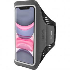 Mobiparts Comfort Fit Sport Armband Apple iPhone 11 schwarz