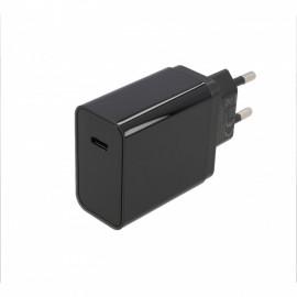 Musthavz Power Delivery Ladegerät 30W USB-C Anschluss schwarz