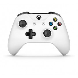 Microsoft Xbox One drahtloser Controller weiß