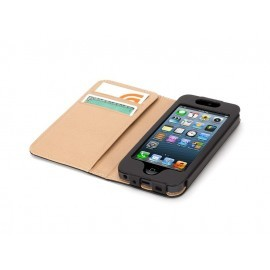 Griffin Midtown booklet case iPhone 5(S) zwart
