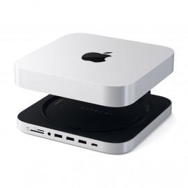 Satechi Aluminium Stand Hub Mac Mini met SSD optie zilver