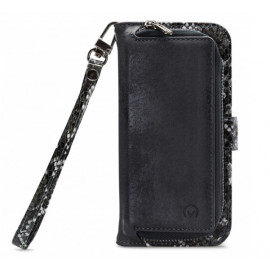 Mobilize 2in1 Gelly Wallet Zipper Hülle iPhone 11 Pro Max schwarz / snake