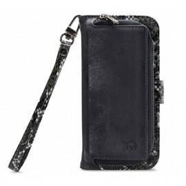 Mobilize 2in1 Gelly Wallet Zipper Hülle iPhone 11 Pro schwarz / snake