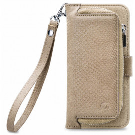 Mobilize 2in1 Gelly Wallet Zipper Case iPhone 6/6S/7/8 Plus Olive / Leopard