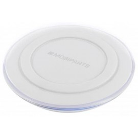 Mobiparts Wireless Charger 1.5A Pad weiß