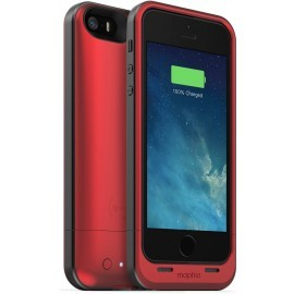 Mophie Juice Pack Air iPhone 5(S)/SE 1700mAh rot