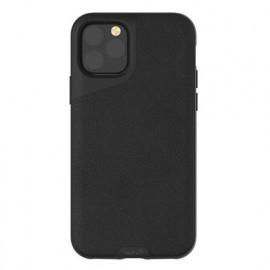 Mous Contour Lederhülle iPhone 11 Pro schwarz