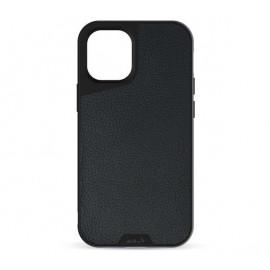 Mous Limitless 3.0 Case iPhone 12 / iPhone 12 Pro Leder schwarz