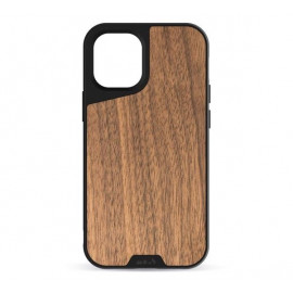 Mous Limitless 3.0 Case iPhone 12 Pro Max Walnut