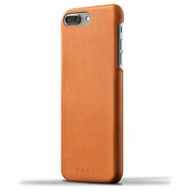 Mujjo Leather Case iPhone 8/7 Plus Tan / Braun