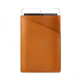"Mujjo Leder Hülle iPad Air 1 / 2 / Pro 9.7"" Braun"