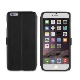 Muvit Full Window Front Stand Case iPhone 6(S) schwarz