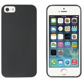 Muvit ThinGel Case iPhone 5(S)/SE schwarz