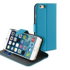 Muvit Wallet Case iPhone 6(S) türkis