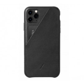 Native Union Clic Card Case iPhone 11 Pro Max schwarz