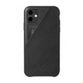 Native Union Clic Card Case iPhone 11 schwarz