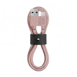 Native Union Kevlar Belt Lightning Kabel 1.2m rosa
