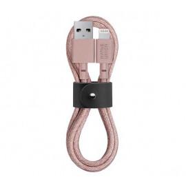 Native Union Kevlar Belt Lightning Kabel 1.2m rosa