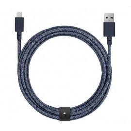 Native Union Kevlar Belt Lightning Kabel 3m blau