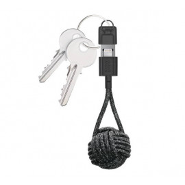 Native Union Kevlar Key Lightning Kabel schwarz