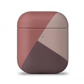Native Union Marquetry Airpods Hülle rosa