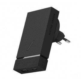 Native Union Smart Charger 18W Schwarz