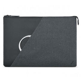 Native Union Stow Sleeve Macbook 13 inch Grau