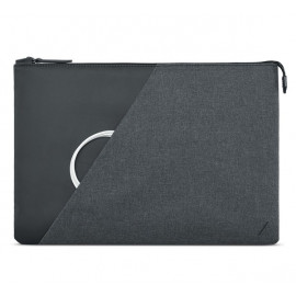 Native Union Stow Sleeve Macbook 15 inch Grau