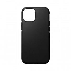 Nomad Modern Lederhülle Magsafe iPhone 13 Mini schwarz