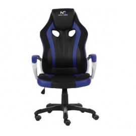 Nordic Gaming Challenger Gaming Stuhl blau