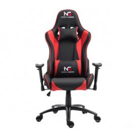 Nordic Gaming Racer Gaming Stuhl rot / schwarz