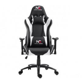 Nordic Gaming Racer Gaming Stuhl weiß / schwarz