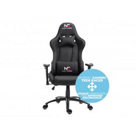 Nordic Gaming Teen Racer Gaming Stuhl schwarz