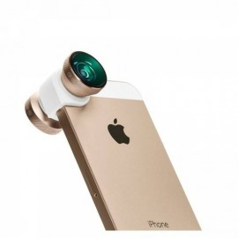 Olloclip Linse 4-in-1 iPhone 5(S)/SE silber