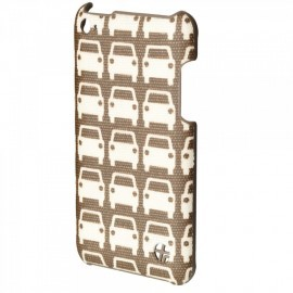 Orla Kiely Snap on Case iPod Touch 4 Car Park