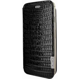 Piel Frama FramaSlim iPhone 6(S) Lizard schwarz Lagarto