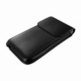 Piel Frama Unipur Sleeve iPhone 5(S)/C/SE schwarz