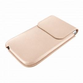 Piel Frama Unipur Sleeve iPhone 6(S) / 7 creme