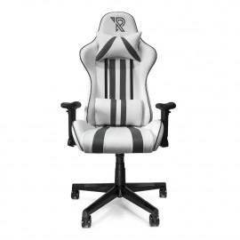 Ranqer Felix Gaming Stuhl weiß / grau