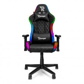 Ranqer Halo RGB Gaming-Stuhl schwarz