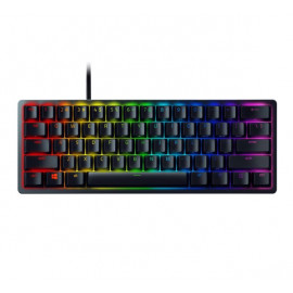 Razer Huntsman Mini Gaming Tastatur (Clicky Optical) schwarz QWERTY